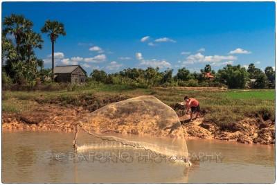 Cambodia - Tonle Sap Lake -