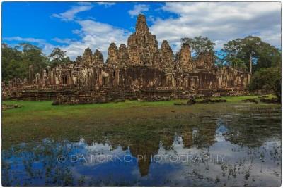 Cambodia - Bayon Temple -