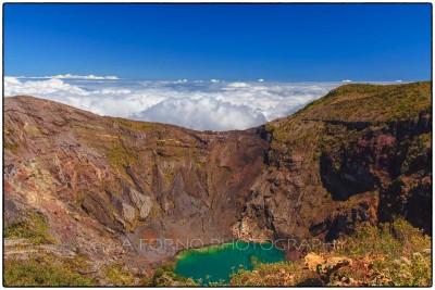 Costa Rica - Cordillera Central - Poas volcano -  Canon EOS 5D II / EF 16-35mm f/2,8 L II USM