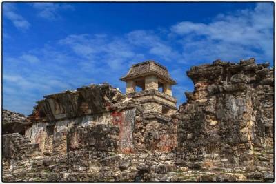 Mexico - Palenque - Palace  ruins - Canon EOS 7D / EF 24-70mm f/2,8 L USM