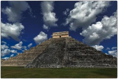 Mexico - Chichen Itza - El Castillo - Canon EOS 5D III / EF 16-35mm f/2,8 L II USM