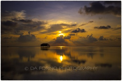 Maldives - Medhufushi Island - Sunrise - Canon EOS 5D III / EF 24-70mm f/2,8 L USM