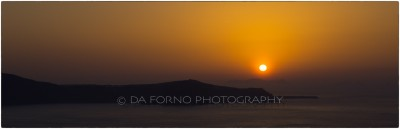 Cyclades Islands - Ios - Sunset on Milos -  Canon EOS 5D III / EF 24-70mm f/2,8 L USM