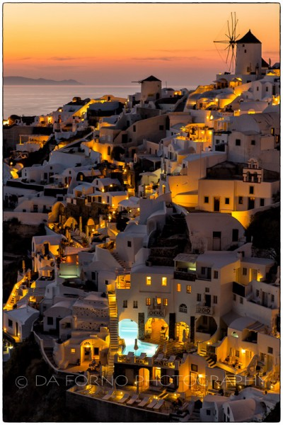 Cyclades Islands - Santorini - Oia - Sunset - Canon EOS 5D / EF 24-70mm f/2,8 L USM