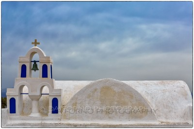 Cyclades Islands - Santorini - Oia - Church - Canon EOS 5D III / EF 24-70mm f/2,8 L USM