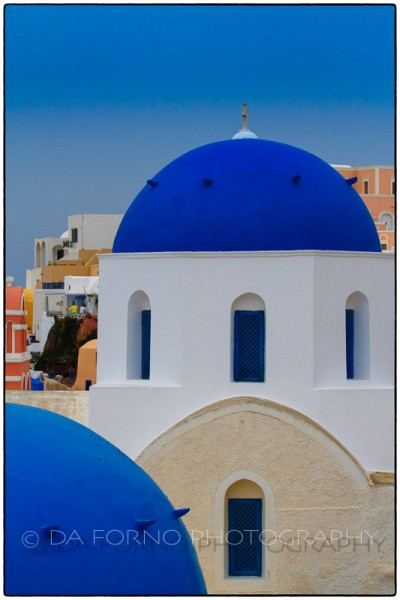 Cyclades Islands - Santorini - Oia - Church - Canon EOS 7D / EF 70-200mm  f/2,8 L IS II USM