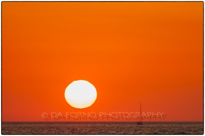 Cyclades Islands - Mykonos Island - Sunset - Canon EOS 7D / EF 70-200mm  f/2,8 L IS II USM + 2.0x