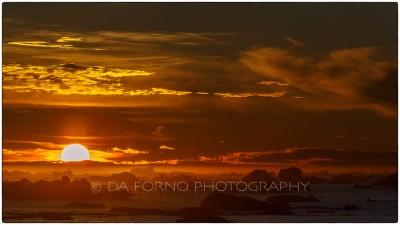 Svalbard - Austfonna - Sunset - Canon EOS  5D III / EF 70-200mm f/2.8 L IS II USM + 1.4x III