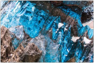 Svalbard - Shade of blu Ice - Canon EOS  5D III / EF 70-200mm f/2.8 L IS II USM + 1.4x III