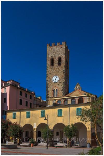 Italy - Cinque Terre - Monterosso  church - Canon EOS 5DIII - EF 16-35mm f/2,8 L II USM