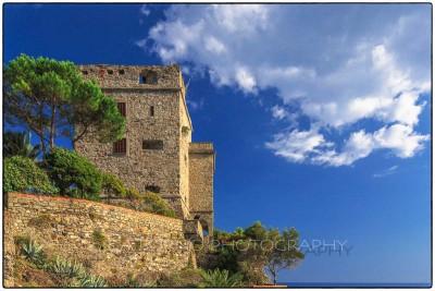 Italy - Cinque Terre - Monterosso seaside castle - Canon EOS 5DIII - EF 16-35mm f/2,8 L II USM
