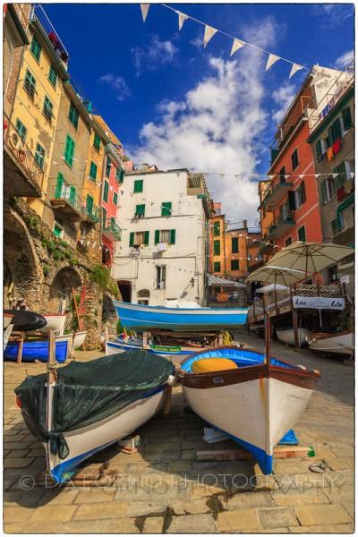 Italy - Cinque Terre - Riomaggiore - Canon EOS 7D - EF 24-70mm f/2,8 L USM