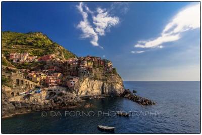 Italy - Cinque Terre - Manarola - Canon EOS 5DIII - EF 16-35mm f/2,8 L II USM