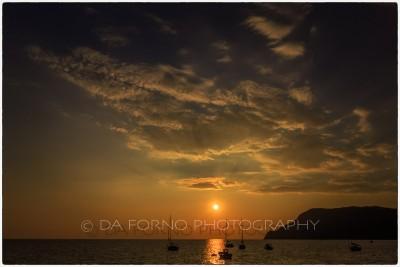 Italy - Cinque Terre - Vernazza sunset - Canon EOS 5DIII - EF 16-35mm  f/2,8 L II USM