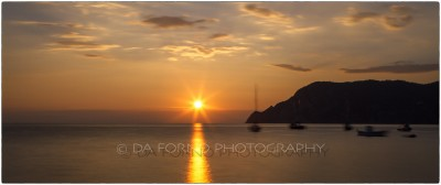 Italy - Cinque Terre - Vernazza sunset - Canon EOS 5DIII - EF 16-35mm  f/2,8 L II USM