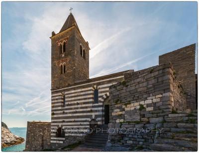 Italy - Cinque Terre - Portovenere - Church of San Peter - Canon EOS 5DIII - EF 16-35mm  f/2,8 L II USM