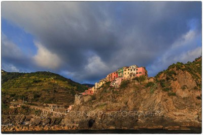 Italy - Cinque Terre - Corniglia - Canon EOS 5DIII - EF 16-35mm  f/2,8 L II USM
