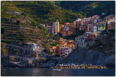 Italy - Cinque Terre - View on Corniglia - Canon EOS 7D - EF 70-200mm f/2,8 L IS II USM