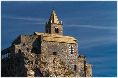 Italy - Cinque Terre - Portovenere - San Peter Church - Canon EOS 7D - EF 70-200mm f/2,8 L IS II USM