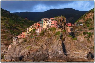 Italy - Cinque Terre - Manarola - Canon EOS 7D - EF 24-70mm f/2,8 L USM