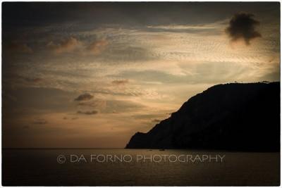 Italy - Cinque Terre - Monterosso Sunset - EOS 7D - EF 24-70mm f/2,8 L USM