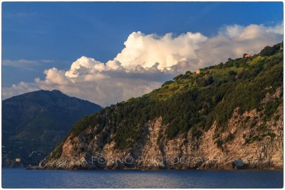 Italy - Cinque Terre  - Approching Levanto - Canon EOS 7D - EF 24-70mm f/2,8 L USM