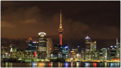 New Zealand - Auckland - Sky Tower - Canon EOS 7D - EF 70-200mm f/2,8 L IS USM