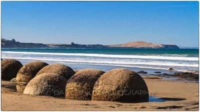 New Zealand - Moeraki Boulders - Canon EOS 7D - EF 24-70mm f/2,8 L USM