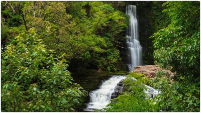 New Zealand - Catlins road - Waterfall - Canon EOS 7D - EF 24-70mm f/2,8 L USM