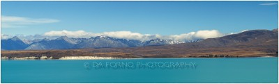 New Zealand - Surroundings of Tekapo lake - Canon EOS 7D - EF 24-70mm f/2,8 L USM