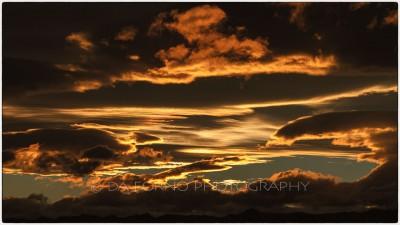 New Zealand - Sunset on the surroundings of Tekapo lake - Canon EOS 7D - EF 24-70mm f/2,8 L USM