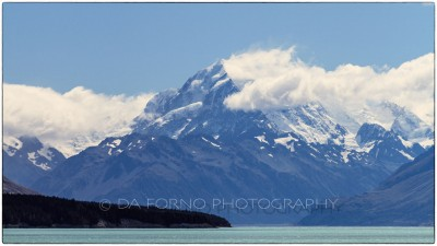 New Zealand - Mount Cook National Park - Mount Cook - Canon EOS 7D - EF 70-200mm f/2,8 L IS USM
