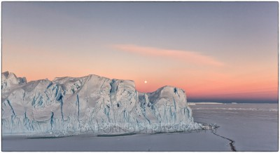 Antarctica - Overflight on the Astrolabe glacier -  - Canon EOS 5D II / EF 16-35mm f/2.8 L II USM