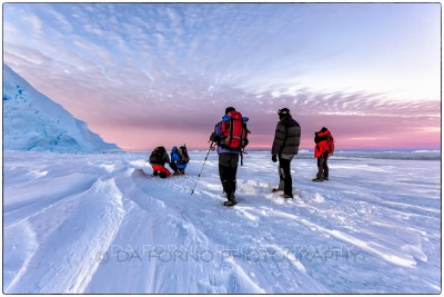 Antarctica - Walk on the pack ice  - Canon EOS 5D II / EF 16-35mm f/2.8 L II USM