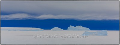Antarctica - Pack ice and illusion - Canon EOS 5D III / EF 70-200mm f/2.8 L IS II USM +2.0x III