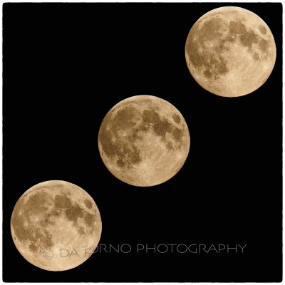 France - Paris - Moon - Canon EOS 5D III / EF 400mm f/2,8 L IS II USM +2.0x III