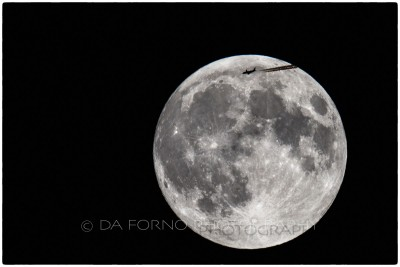France - Paris - Moon - Canon EOS 7D II / EF 400mm f/2,8 L IS II USM +2.0x III
