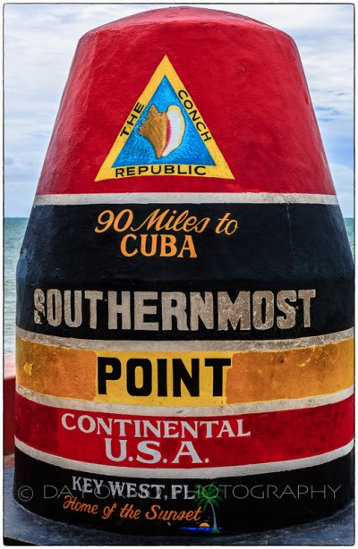 Miami - Key West- Southernmost point - Canon EOS 5DIII - EF 24-70mm f/2,8 L USM