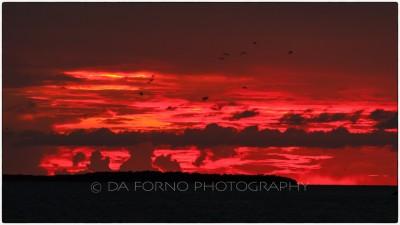Miami - Key West - Sunset