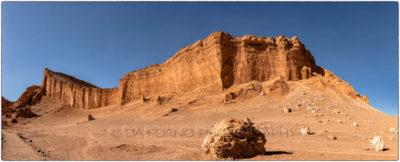 Chile - Desierto de Atacama - Vallee de la Luna