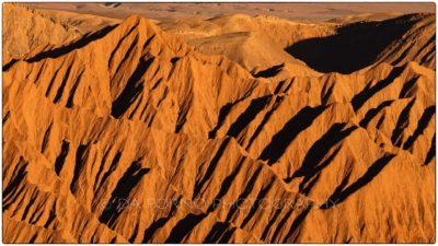 Chile - Desierto de Atacama - Vallee de la Muerte