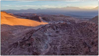 Chile - Desierto de Atacama - Valle de la Muerte