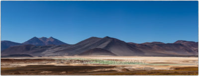Chile - Laguna Blanca