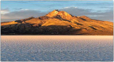 Bolivia - Valcan de Thunupa