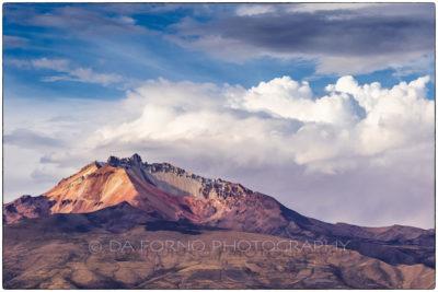 Bolivia - Volcan de Thunupa